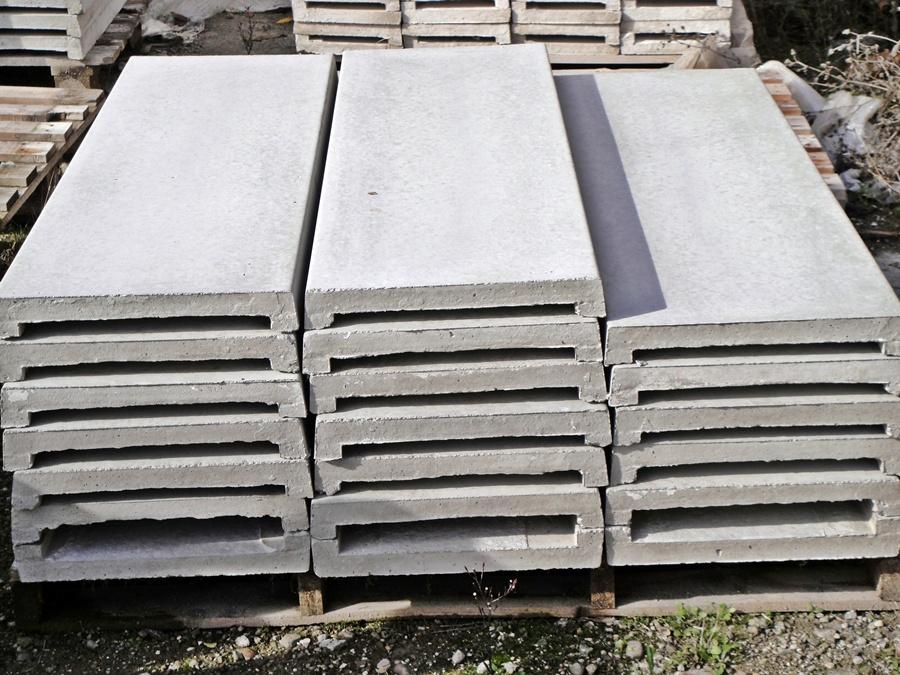 Albardillas prefabricadas prefabricados de hormig n - Arquetas prefabricadas pvc ...